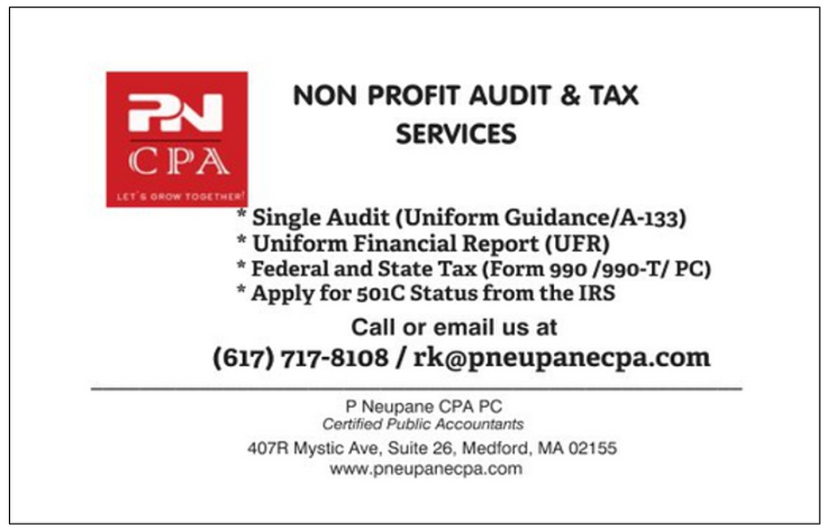 Tax and CPA Services in Somerville MA - Business Tax